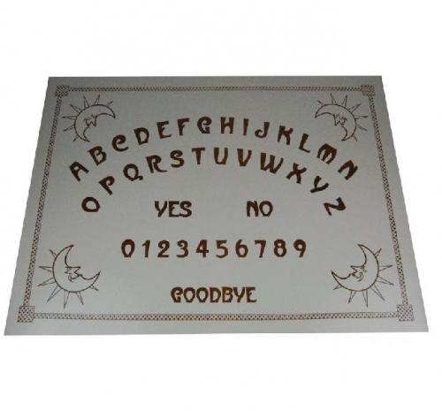 Tavola ouija semplice studio negozio esoterico il tempio di iside palermo tutto l - La tavola di ouija ...