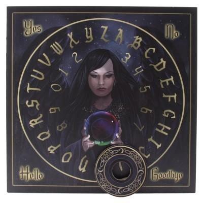 Tavola ouija lo spirito guida studio negozio esoterico il tempio di iside palermo tutto - La tavola di ouija ...