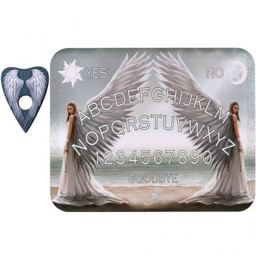 Tavola ouija con angeli studio negozio esoterico il tempio di iside palermo tutto l - La tavola di ouija ...