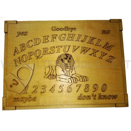 Tavola ouija egizia studio negozio esoterico il tempio di iside palermo tutto l - La tavola di ouija ...